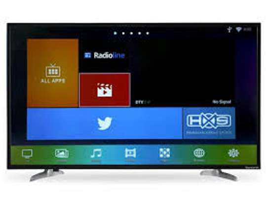 32 inch synix smart android HD tv 24 + 1 months warranty image 1