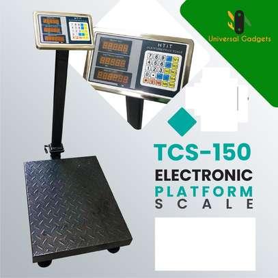 new  Digital Platform Scale Tcs 300kg image 1