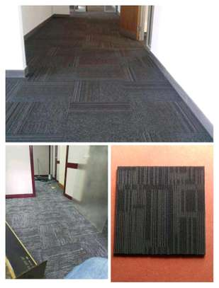 Carpet Tiles supply and Installation image 1