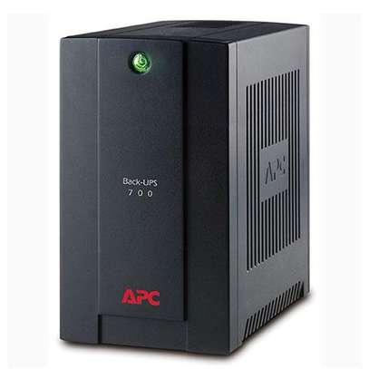 APC Back-UPS 700VA, 230V, AVR, IEC Sockets - BX700UI image 1