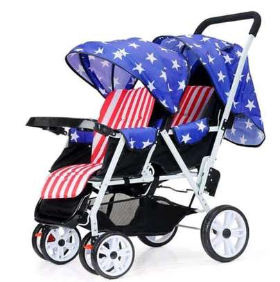 Twin Stroller image 5