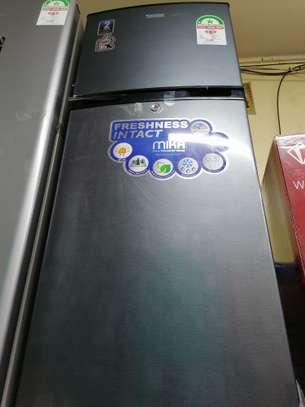 Bruhm bfd 195md double door fridge image 2