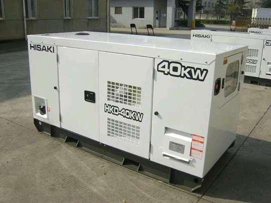 50kva power generator