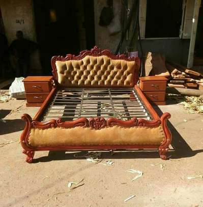 antique beds image 1