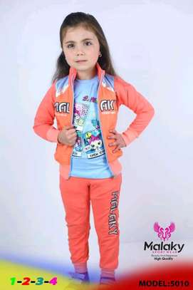 Turkey outfit for girls image 1