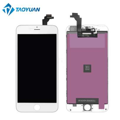 Iphone 8 plus  screen  replacement -black image 7