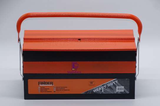Finder 18 inch Heavy Duty Cantilever Toolbox image 2