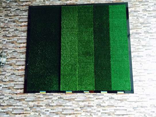 hot selling artificial carpet grass image 10