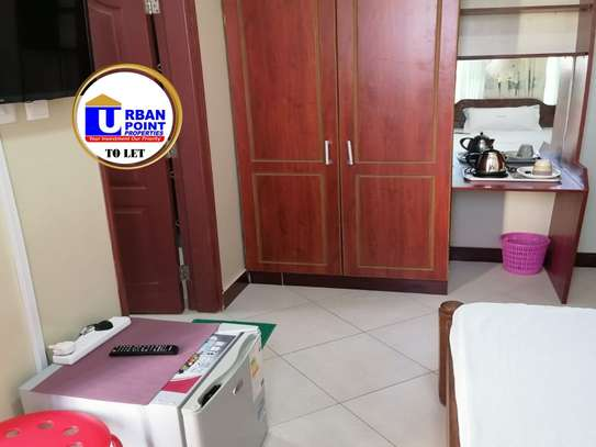 Furnished 3 bedroom apartment for rent in Shanzu image 8