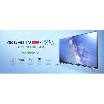 TCL  50P8M 50'' 4K UHD ULTRA ANDROID TV