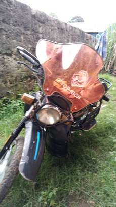 Jungcheng motorcycle