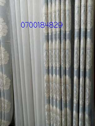 GREY AND YELLOW CURTAINS image 6