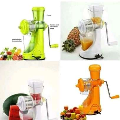 Manual juicer/Hand manual juicer/Juicer image 1