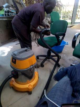 CLEANING, FUMIGATION AND GARBAGE COLLECTION AND DISPOSAL SERVICE image 2