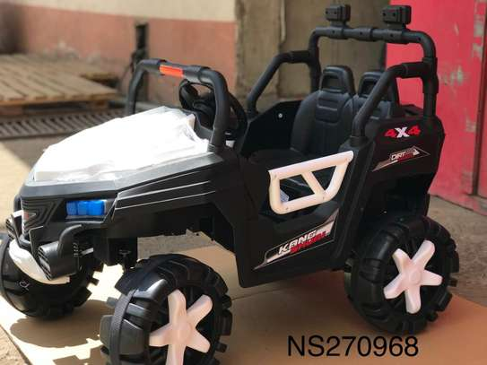 Rechargable Electric Battery Toy Car