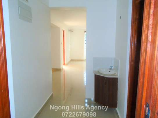 Four bedrooms townhouse with a DSQ for rent in Kibiko image 10