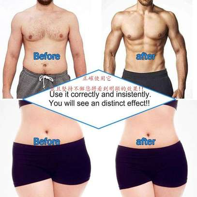 Abdominal Muscle Training Wireless EMS Belt Gym Body Massage image 6