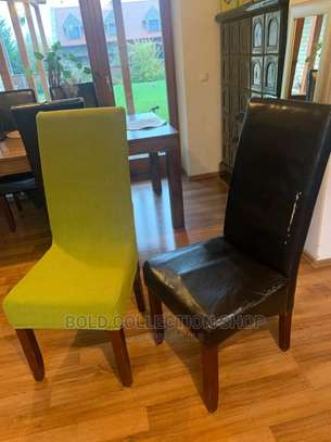 Dining Seat Covers image 15