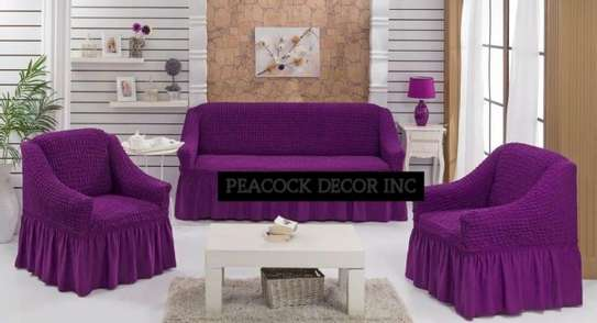 Stretch Sofa Slipcovers 5 Seater 11500 image 8