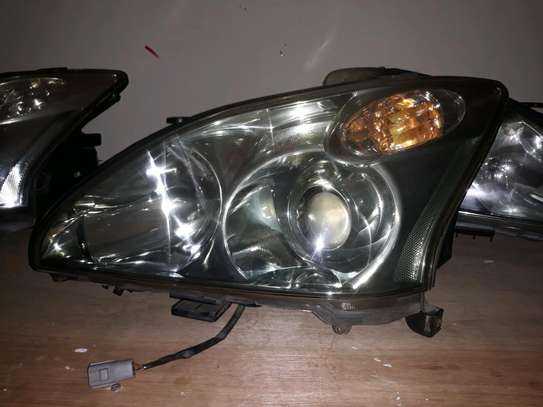 Toyota Harrier 3 headlights image 1