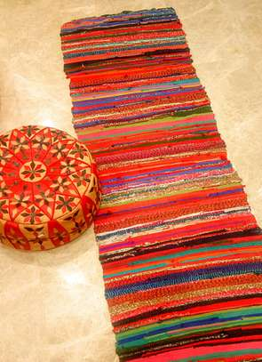 Hand woven rugs image 6