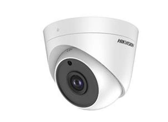 Hikvision HD CCTV Camera Bullet 720p - White image 2