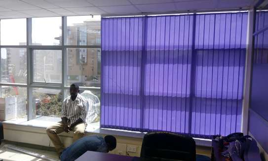 OFFICE BLINDS image 1