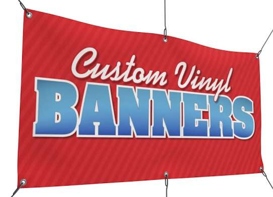 BANNERS, STICKERS,  PRINTING image 5