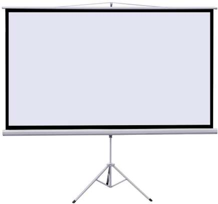 Tripod Projection Screen image 2