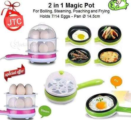 2 in 1 Magic Pan on offer image 1
