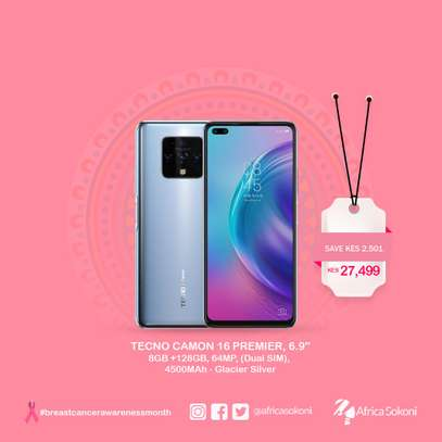 "Tecno Camon 16 Premier 6.9"" image 1"