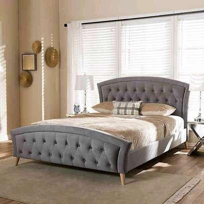 Latest 5*6 beds for sale in Nairobi Kenya/Best bed designs kenya/Unique beds kenya image 1