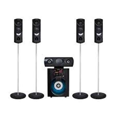 Brand new leader 5.1 stereo hometheater system available in my shop image 2