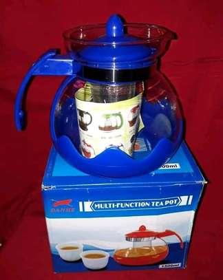 Tea Pot/Glass Multipurpose Pot image 1