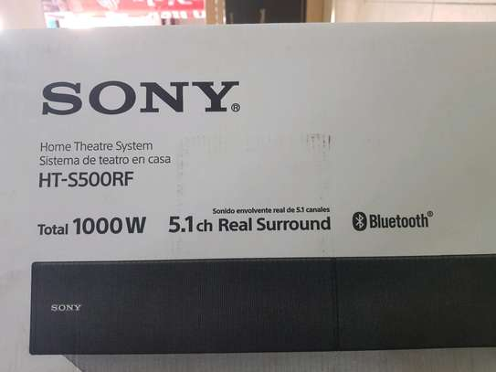 Sony Home Theater System HT-S500RF 5.1ch Real Surround image 4