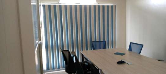 Office vertical Window Blinds image 11