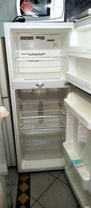 Lg double door fridge image 2