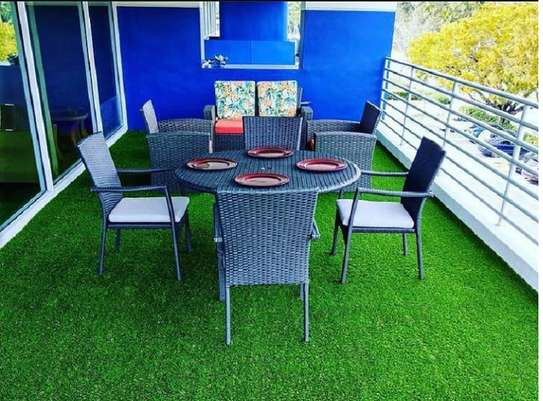 Artificial durable living  Turf Grass Carpet image 2