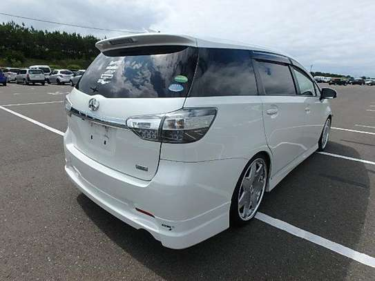 TOYOTA WISH NEW MODEL, FACELIFTED TO 2017, SPORTS EDITION image 6