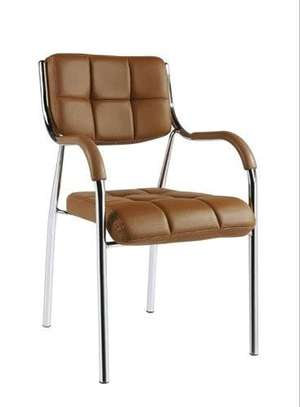 Office chair with floor protector D12R image 1