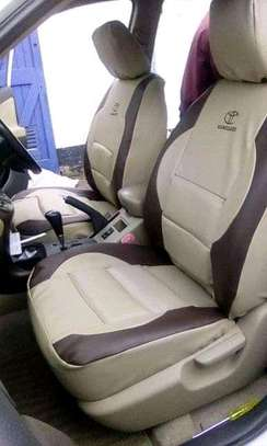 Allion /Ractis /Nze Car Seat Covers image 7