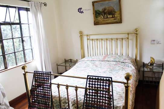 Furnished 2 bedroom house for rent in Old Muthaiga image 11