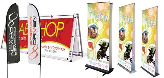 Branded Banners