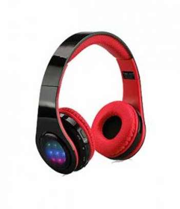 Bluetooth /FM Wireless Marquee LED Headphone at Steliam -RNG