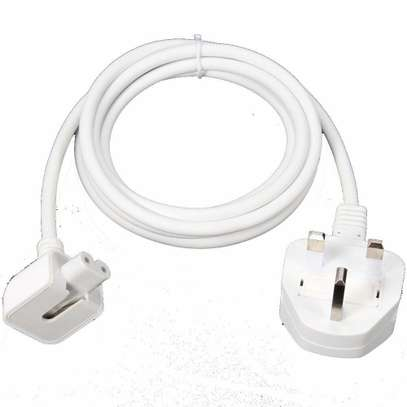3 Pin Extension Cord/AC Adapter/ For Apple Macbook image 4
