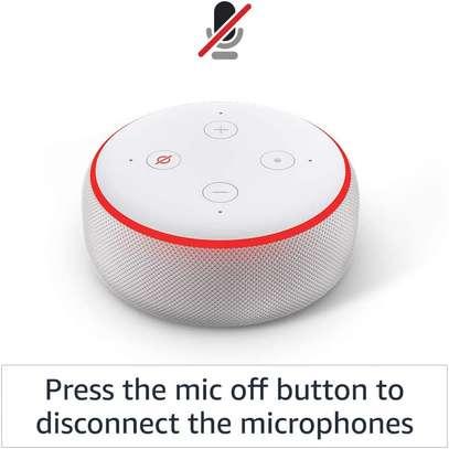 Echo Dot (3rd Gen) - Smart speaker with Alexa - Charcoal image 3