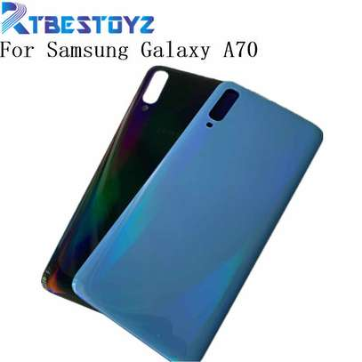 Battery Cover Replacement Back Door Housing Case For Samsung Galaxy A70 A60 A50 A40 A30 A20 A10 image 5