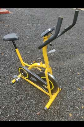 Gym spinbike image 1