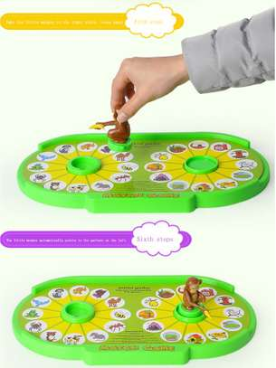 Kids Children Educational Monkey Match Game Toy image 4