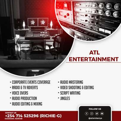 Music & Video Production Services image 3